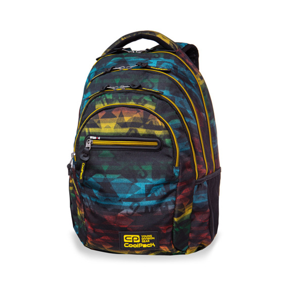 Plecak szkolny CoolPack College Tech Hyde 10407CP nr B36097