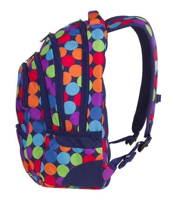 Plecak szkolny Coolpack College Bubble Shooter 81501CP nr A490