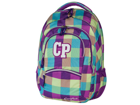 Plecak szkolny Coolpack College Purple pastel 59886CP nr 481