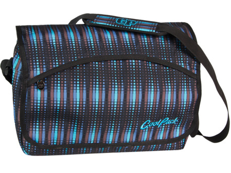 Torba listonoszka Coolpack Blue flash 49092CP nr 235