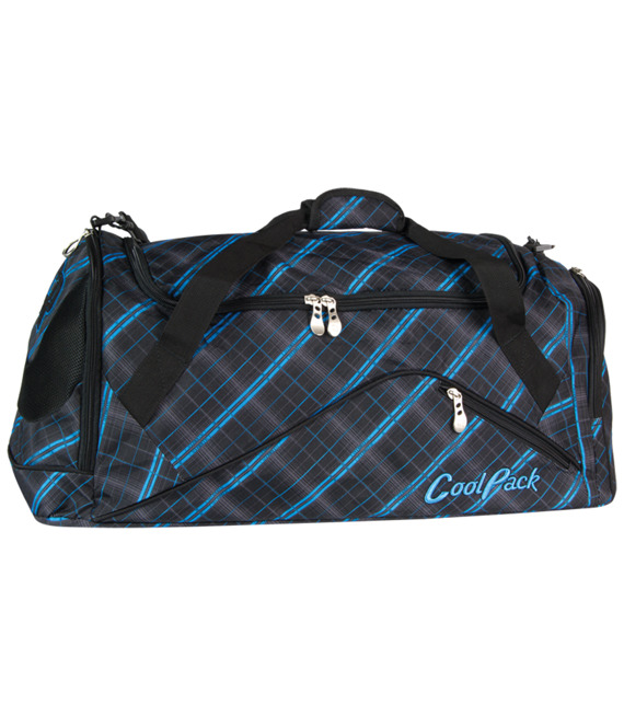 Torba sportowa CoolPack Active Scotish Blue 51385CP nr 343