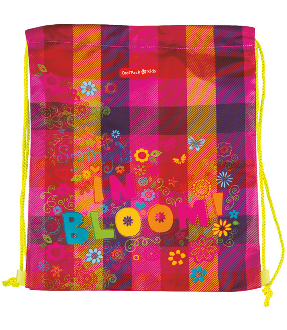 Worek na obuwie Coolpack for Kids Bloom 66679CP