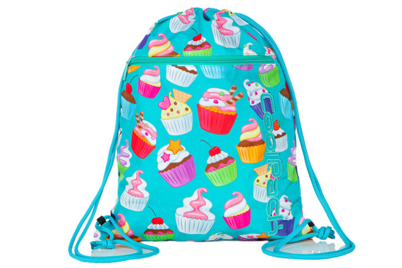 Worek sportowy Coolpack Vert Cupcakes 95938CP A70203