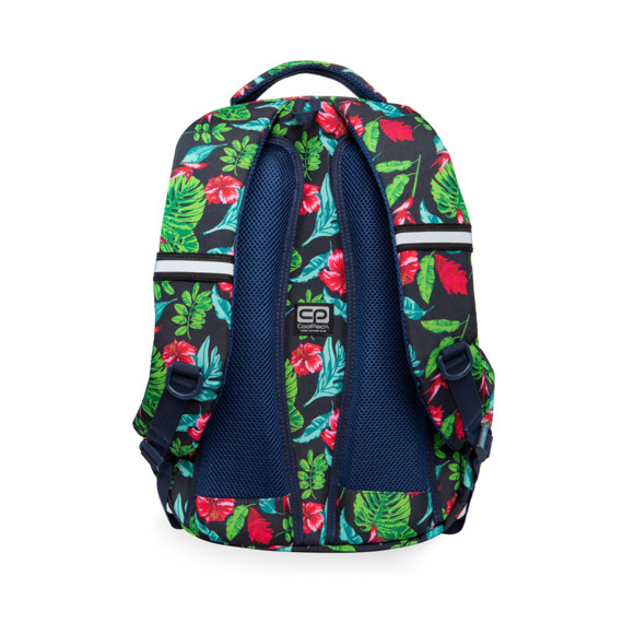 Zestaw Coolpack Candy Jungle - plecak Basic Plus i piórnik Tube